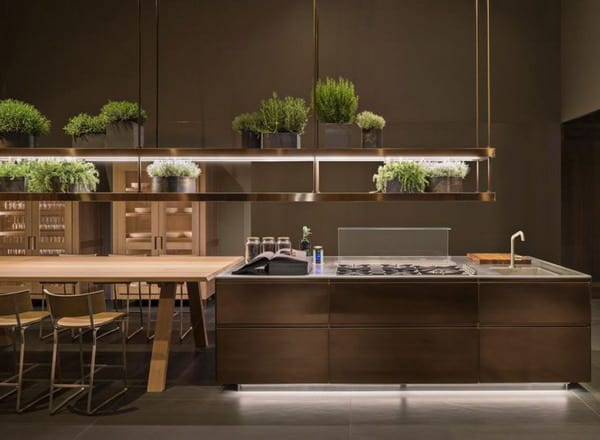 Keeping A Touch With Kitchen Trends