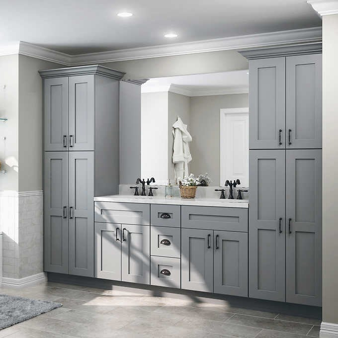 How to Create a New Look With Bathroom Vanities